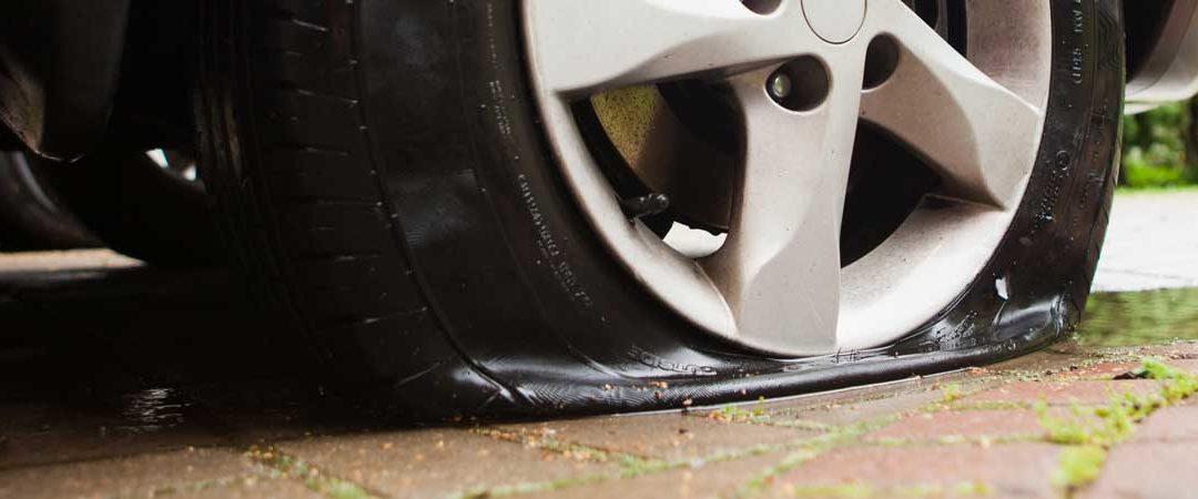 Overloading Tyres Is Dangerous